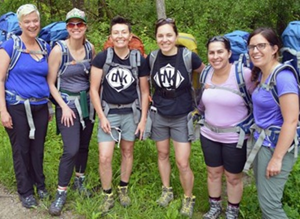 Wild Women's Intro to Backpacking Trip